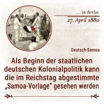 27. April 1880 in Berlin